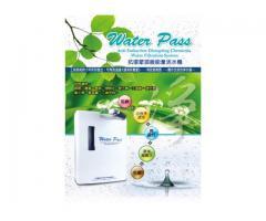 淨水器科技網的Water Pass淨水器濾出的好水不只是過濾跟殺菌,更是無毒