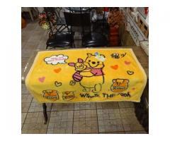Bunny House~迪士尼小毛毯-小熊維尼11-A003(保暖.棉.日本進口.抗寒.懶人毯.地毯)